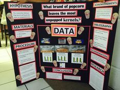 Science Fair Projects Popcorn 5th Grades 34 Super Ideas
