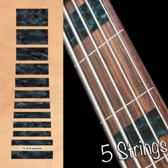 US $8.00 New in Musical Instruments & Gear, Guitars & Basses, Parts & Accessories