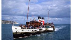 We're raising money to Help Paddle Steamer Waverley recoup lost revenue due to the unfortunate event today at Rothesay where she sustained bow damage. Support this JustGiving Crowdfunding Page. Glasgow Uk, Devon Holidays, Halcyon Days, North Devon, How To Raise Money, Paddle, Beautiful Places, National Parks, Steamers