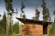 Laurance S Rockefeller Preserve | Carney Logan Burke Architects