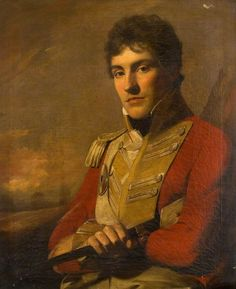 Andrew Copland by George Watson. Before 1807.