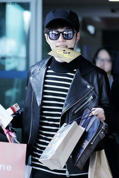 INFINITE   Kim Myung Soo (L)