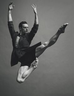 Sergei Polunin by Jacob Sutton