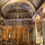 die Tokali Kirche im Freilichtmuseum in Göreme in Kappadokien