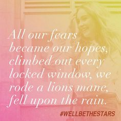 We'll Be the Stars - Sabrina Carpenter Young Love Quotes, I Love You Quotes, Love Yourself Quotes, Lyric Quotes, True Quotes, Qoutes, Sabrina Carpenter Songs, Mood And Tone, Girl Meets World