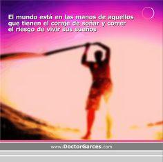 #Pensamientos y #Reflexiones positivos www.doctorgarces.com