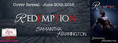 TLBC's Book Blog: Cover Reveal! Redemption by: Samantha Harrington
