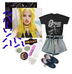 """""""The 1975- UGH!"""" by indie-kid126 ❤ liked on Polyvore featuring New Balance, Seletti, Floyd and Acne Studios"""
