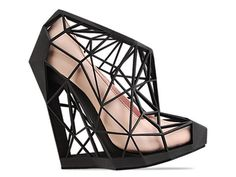 These Andreia Chaves shoes are pretty amazing.
