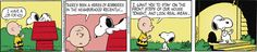 Peanuts by Charles Schulz for May 1, 2017 | Read Comic Strips at GoComics.com