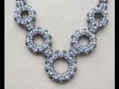 Bling Rings Necklace - YouTube