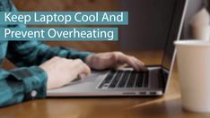 How To Keep Laptop Cool and Prevent Overheating Tips) Android Web, Laptop, Computer Tips, Tutorials, Cool Stuff, Learning, Hacks, Studying, Teaching