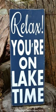 Lake rules wood sign12x24 lake house decor by CountryFolksCreation-Great gift idea. Description from pinterest.com. I searched for this on bing.com/images