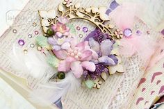 Floral Wreath, Scrap, Wreaths, Design, Home Decor, Floral Crown, Decoration Home, Door Wreaths, Room Decor