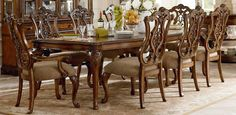 Discontinued Legacy Dining Room Furniture