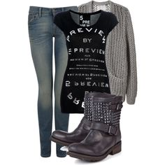 Perfect Sunday, created by hajniholland on Polyvore