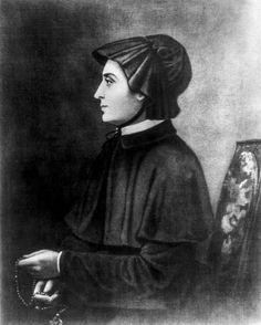 September 14,1975: FIRST NATIVE-BORN AMERICAN CANONIZED BY THE ROMAN CATHOLIC CHURCH.  -   Elizabeth Ann Seton, the first native-born American is canonized by Pope Paul VI on September 14, 1975, in a ceremony in St. Peter's Square.