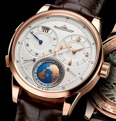 Jaeger-LeCoultre - Duomètre Unique Travel Time