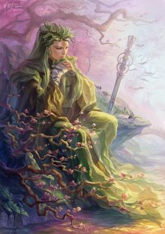For there were other Elves of various kind in the world; and many were Eastern Elves that had hearkened to no summons to the Sea, but being content with Middle-earth remained there, and remained long after, fading in fastnesses of the woods and hills, as Men usurped the lands. Of that kind were the Sindarin Elves of Greenwood the Great.
