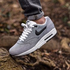 Nike Air max 1 Premium. These can't miss from a worthy of respect Air Max collection.