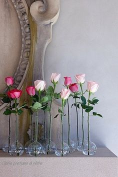 I love these too  but $$$.Roses!Love this for the tables