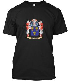Cumming Coat Of Arms   Family Crest Black T-Shirt Front - This is the perfect gift for someone who loves Cumming. Thank you for visiting my page (Related terms: Cumming,Cumming coat of arms,Coat or Arms,Family Crest,Tartan,Cumming surname,Heraldry,Family Reunio ...)