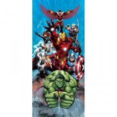 Avengers, Decoration, Grinch, Wall Decor, Disney, Design, Poster, Parfait, The Avengers
