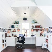 Attic renovation - Tips on how to keep it cool in summer and warm in winter.