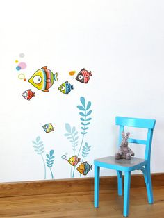The Bubble Family Wall Art by ADzif at Gilt