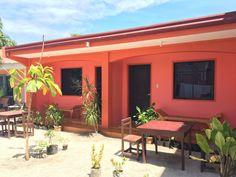 Studio Rooms - 5 minutes to the beach - Santa Fe - Cebu - Bantayan Island - Santa Fe Bantayan Island, Studio Room, Travel Tours, Cebu, Santa Fe, Philippines, Entrance, Patio, Outdoor Decor