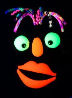 Blacklight Creatures etc...go  to website to see snare drums