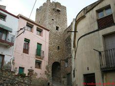 Torre de vigilancia de Pratdip, Tarragona