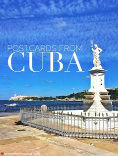 Postcards from Cuba - Get your Cuba inspiration AND information here!: