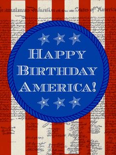 Happy Birthday America of july independence day happy of july of july quotes happy birthday america happy indpendence day Doodle, July Quotes, Independance Day, Happy Birthday America, Patriotic Decorations, Patriotic Party, Patriotic Crafts, July Crafts, Happy Independence Day