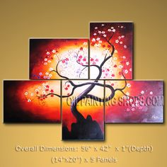 Wall Art Paintings astonishing wall decorating ideas hand-painted art paintings for