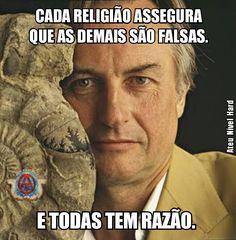 Humanismo Secular, Atheism Quotes, Free Thinker, John Travolta, Atheist, Perfect Match, Decir No, Believe, Religion