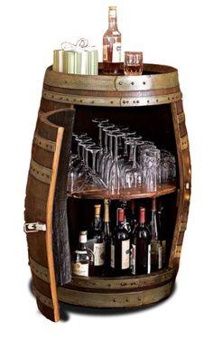 HomeHero Le Barrique - Barrel Bar
