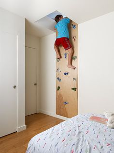 How great would that be in the kids' room(s)?