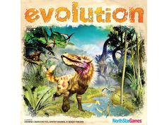 Evolution board game on Kickstarter - With a concise video presentation, and then deeper material for people interested (nice images + gameplay videos).