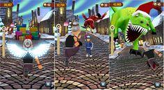 Popular game Angry Gran Run - http://mobilephoneadvise.com/popular-game-angry-gran-run