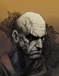 Darth Bane by fumeista23