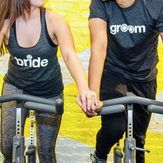 Calling All Fit Couples: You Can Now Add SoulCycle Classes to Your Wedding Registry