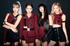 """BLACKPINK has broken & set numerous records in just 3 years. They truely are a force to be reckoned with in the K-POP industry. K Pop, Kim Jennie, Blackpink Lisa, Blackpink Fashion, Korean Fashion, Forever Young, South Korean Girls, Korean Girl Groups, Girls Generation"