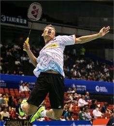 The first round of YONEX OPEN JAPAN got off to an invigorating start with several heated matches right off the bat. Badminton, Lee Chong Wei, Dan Lin, Racquet Sports, Japan, Olympic Games, Olympics, Athlete, Legends