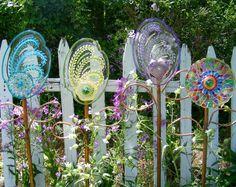 More Garden  Flower Art....