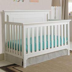 Carino Forever Crib in Snow White | Nebraska Furniture Mart