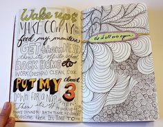 Sonhos de Papel: Várias maneiras de guardar todos os seus pensamentos
