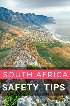 Our South Africa travel safety tips. Is Cape Town safe? Is South Africa safe? Keep these tips in mind and have a fabulous South Africa road trip. South Africa Safari, Visit South Africa, Cape Town South Africa, East Africa, Africa Destinations, Travel Destinations, Travel Tips, Travel Deals, Travel Abroad