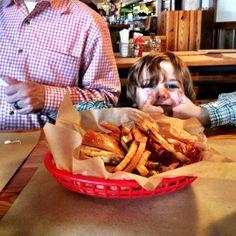 Farm Burger - Atlanta, GA - Kid friendly restaurant reviews - Trekaroo