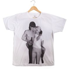 Iggy Pop & Debbie Harry Tee